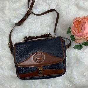 DOONEY & BOURKE Vintage Navy Blue Crossbody Bag